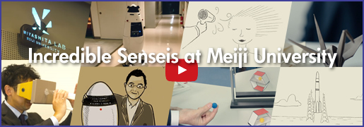 Check out Meiji's state-of-the-art research