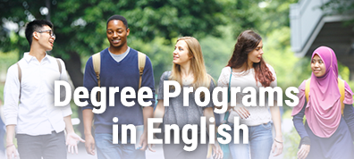 Degree Programs in English