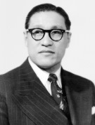 Mr. Takizo Matsumoto (photo courtesy of the Baseball Hall of Fame and Museum)
