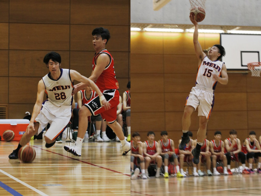 Photo by Meiji University Sports Press (Meisupo)