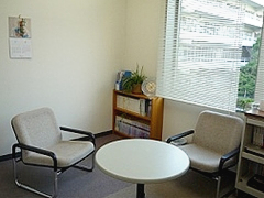 Student Consultation Room in Izumi Campus