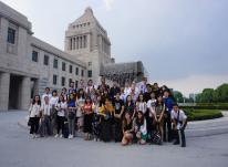 Field trip to the Diet Building