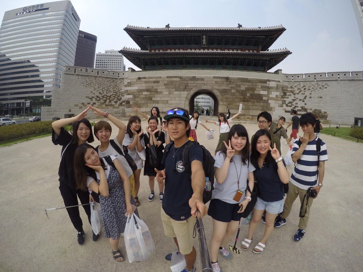 国際日本学部山脇ゼミが韓国視察旅行を実施しました