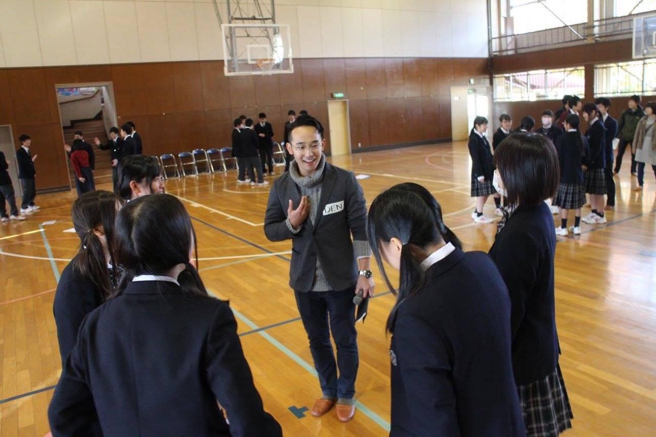 秋田県での高大連携の取り組みが...